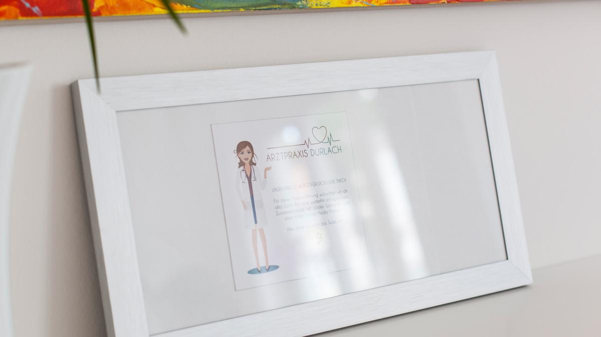 Arztpraxis-Durlach